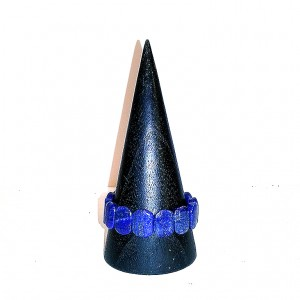 Bracelet Lapis Lazuli plaquettes